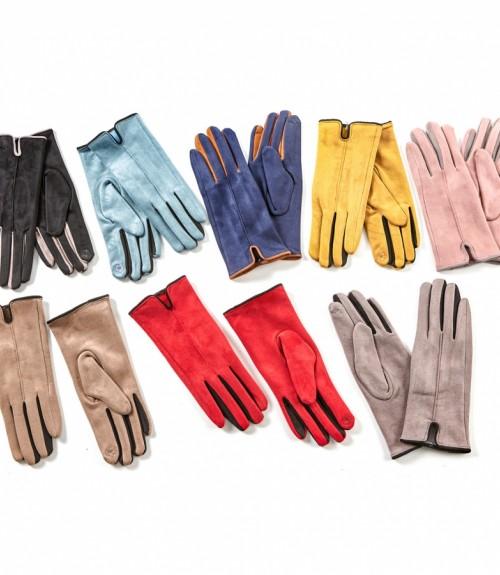 Γάντια Verde Elegance