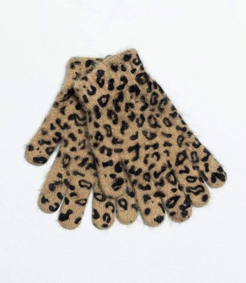 Γάντια Fleece Animal print