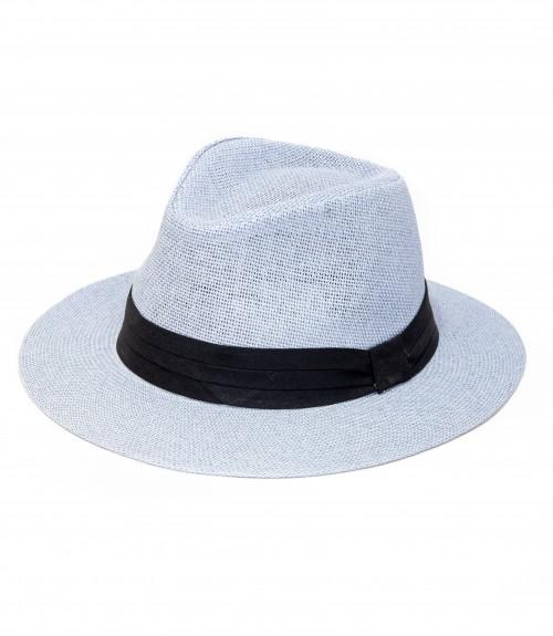 Καπέλο Τύπου Panama Ψάθινο
