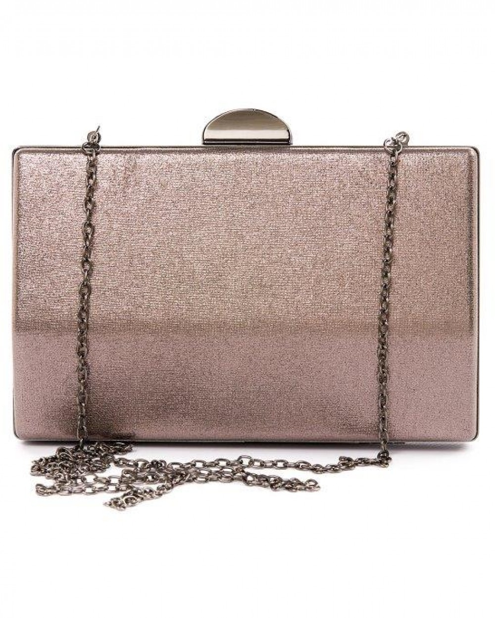 a0a99016eb Τσαντάκι VERDE βραδινό clutch taupe
