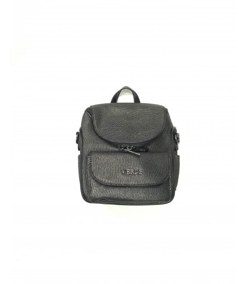Backpack Verde Μικρό Μέγεθος Metallic
