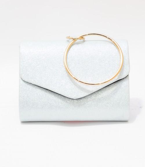 Τσαντάκι Silver Bracelet Gold