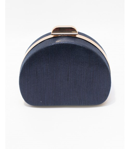 Clutch Glowing Iridescent Blue