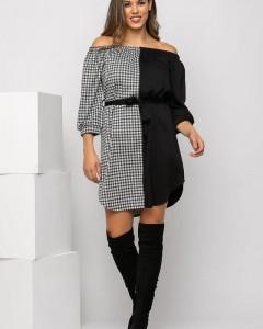 Φόρεμα Pie De Poul Design Of Shoulders