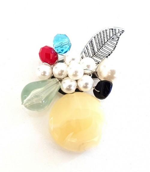 Καρφίτσα Handmade Pearl